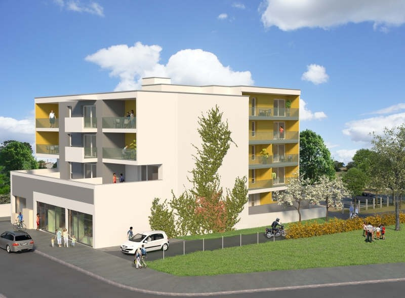 Sale apartment Poitiers 135 615€ - Picture 1