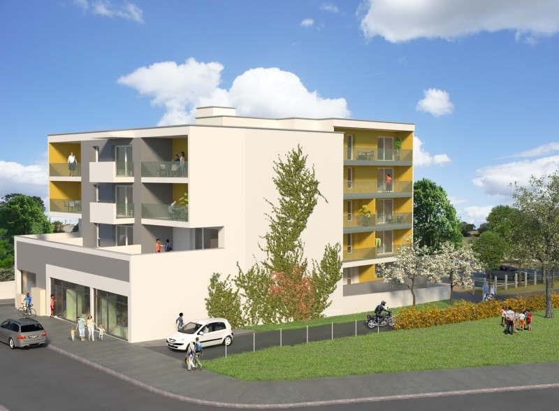 Vente appartement Poitiers 135615€ - Photo 1