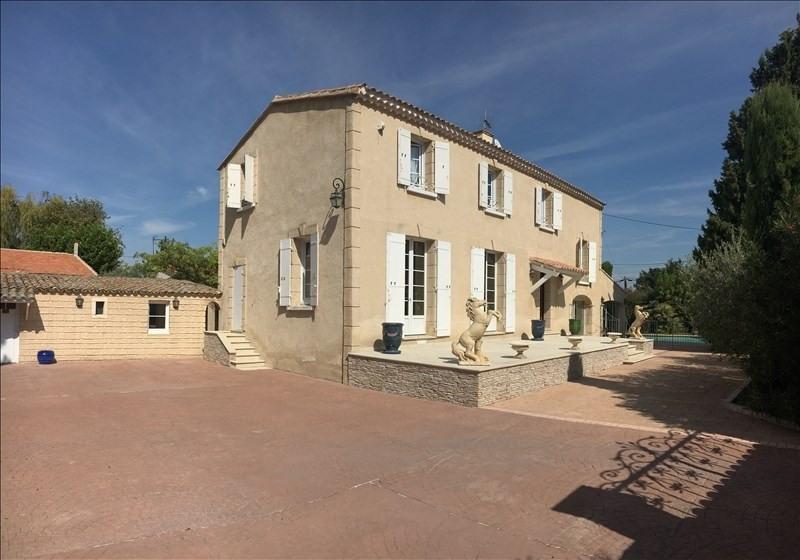Престижная продажа дом Entraigues sur sorgues 575000€ - Фото 1