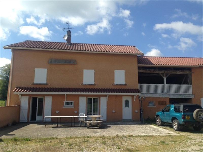 Sale house / villa Ste anne sur gervonde 260000€ - Picture 1