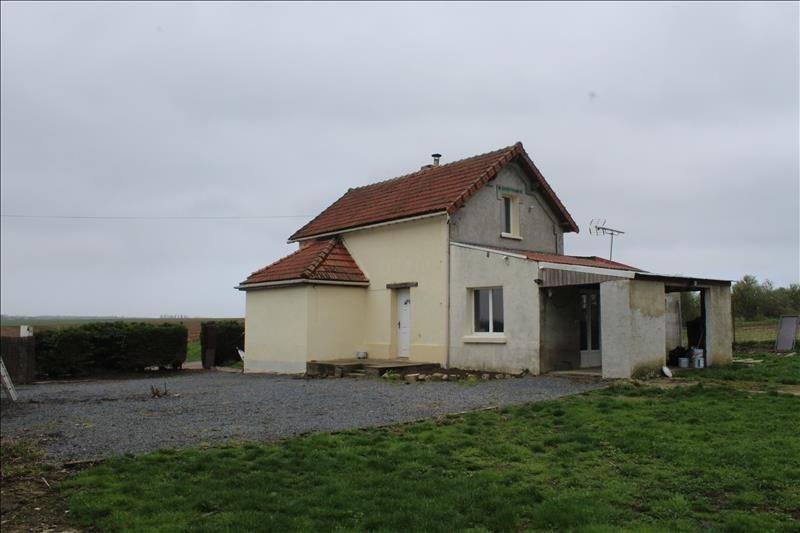 Vente maison / villa Fremicourt 120175€ - Photo 1