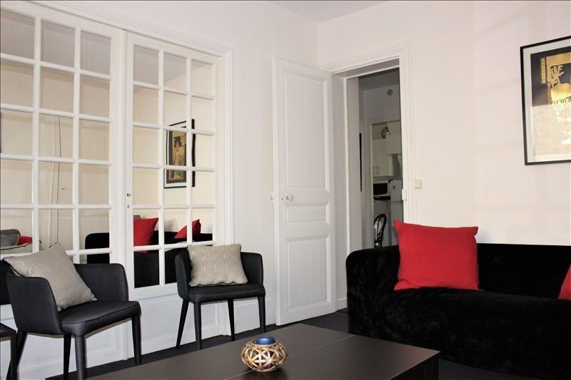 Venta  apartamento Paris 7ème 542000€ - Fotografía 3