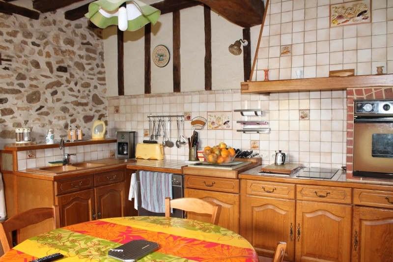 Venta  casa Gesnes le gandelin 313000€ - Fotografía 2