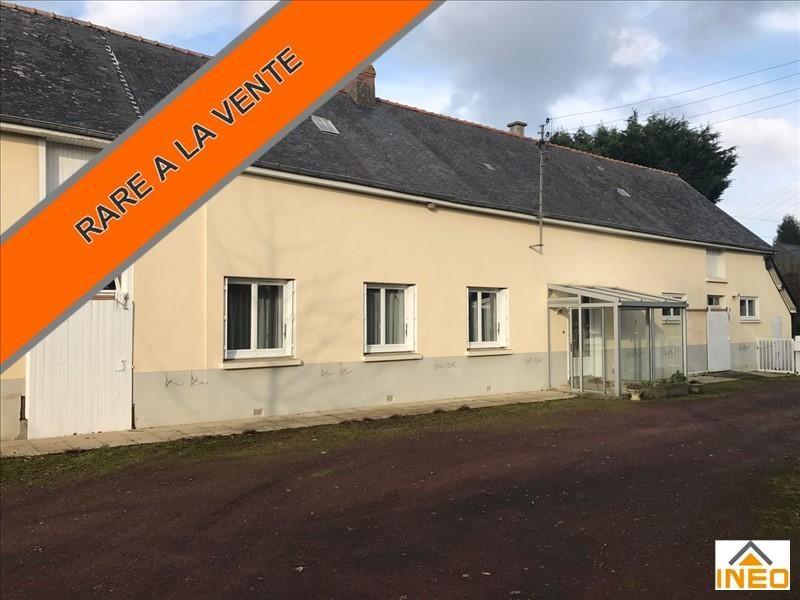 Vente maison / villa Melesse 282150€ - Photo 1
