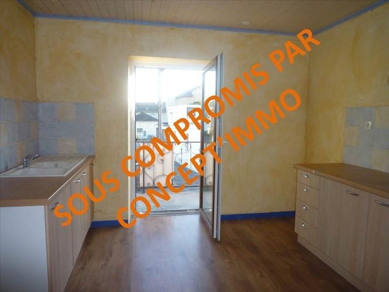 Sale apartment Culoz 48000€ - Picture 1