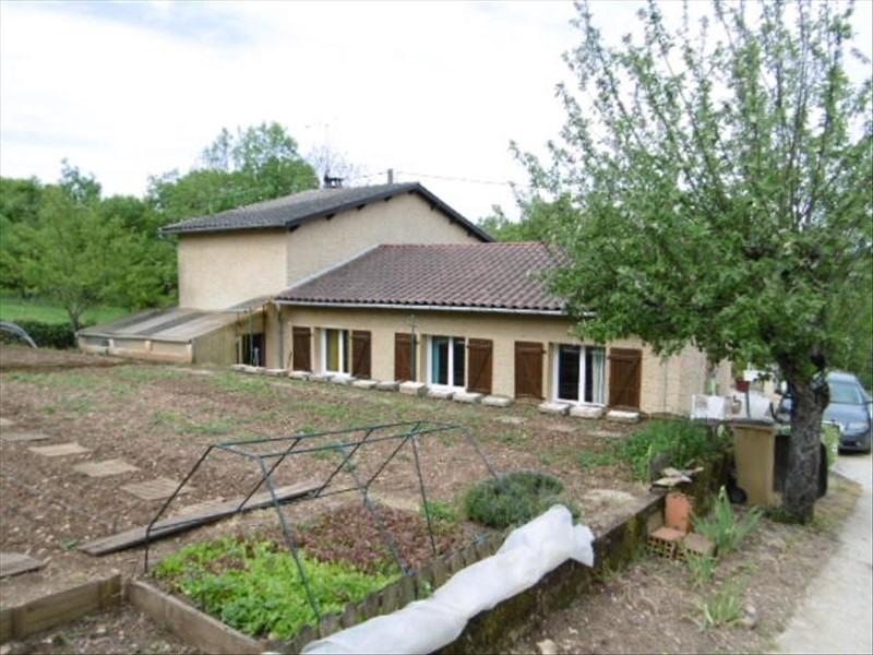 Sale house / villa Capdenac le haut 159750€ - Picture 4