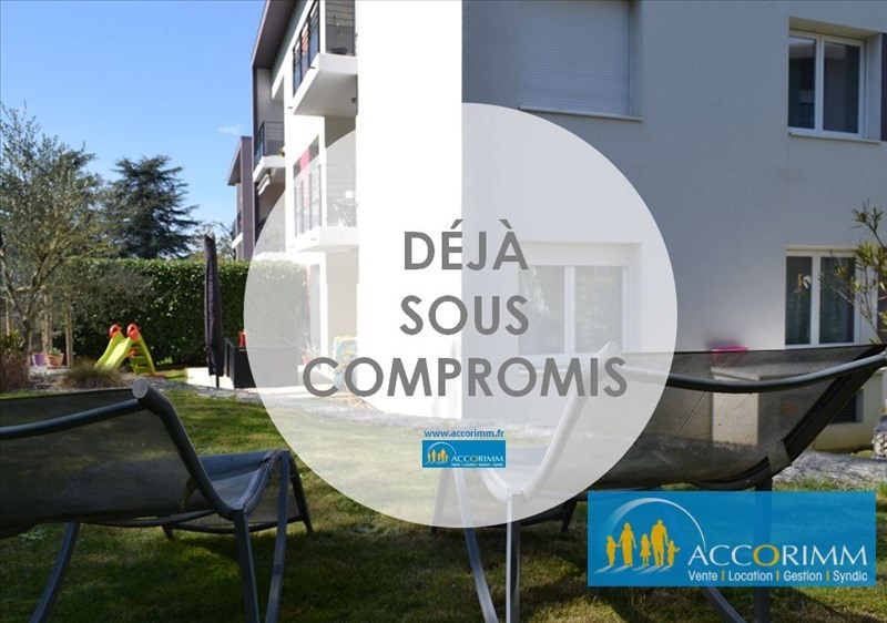 Vente appartement Mions 265000€ - Photo 1