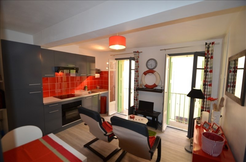 Sale apartment Collioure 205 000€ - Picture 1