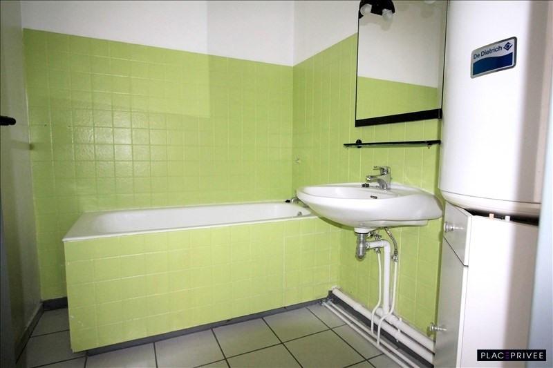 Sale apartment Nancy 108000€ - Picture 5