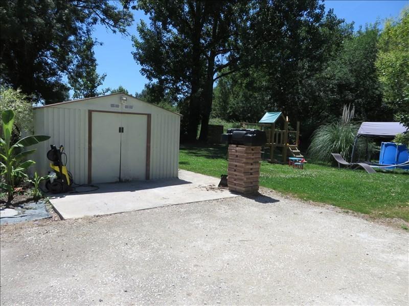 Sale house / villa Menesplet 122000€ - Picture 7