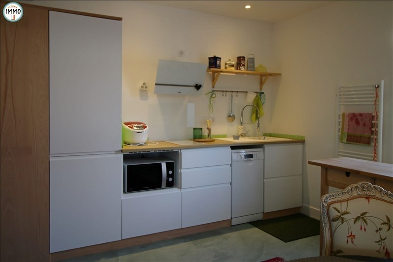 Rental house / villa Mortagne sur gironde 595€ CC - Picture 2