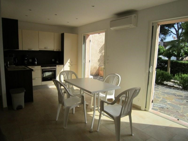 Location vacances appartement Cavalaire sur mer 420€ - Photo 1