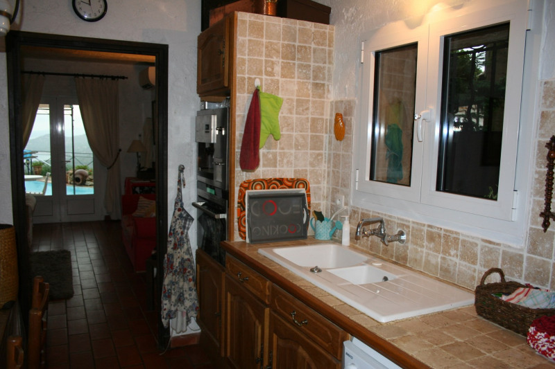 Location vacances maison / villa Les issambres 2 750€ - Photo 8