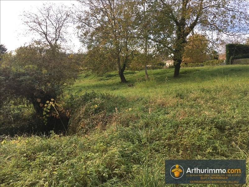 Vente terrain Sermerieu 81000€ - Photo 2