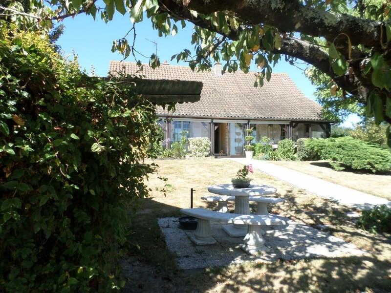 Vente maison / villa Chauvigny 260400€ - Photo 2