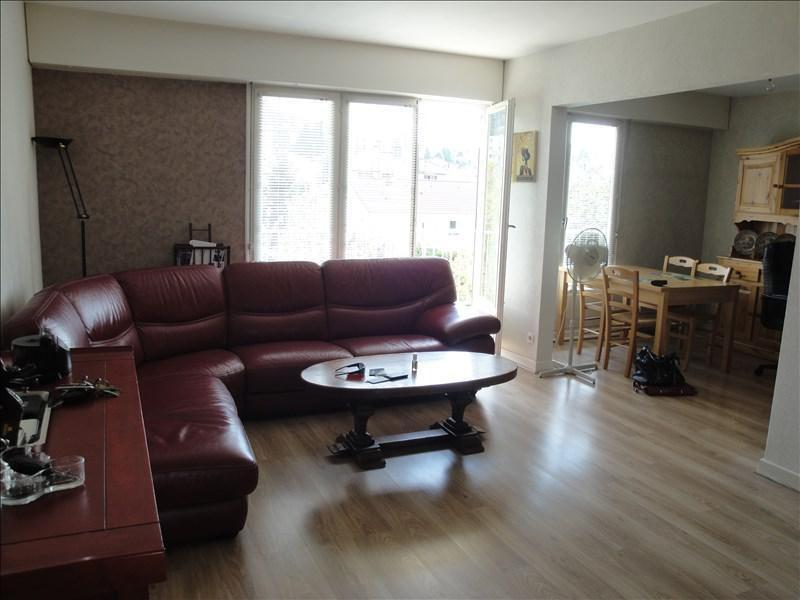 Vente appartement Grand charmont 89000€ - Photo 1