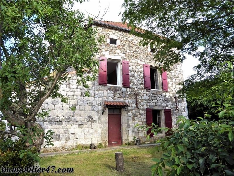 Vente maison / villa Prayssas 86400€ - Photo 2
