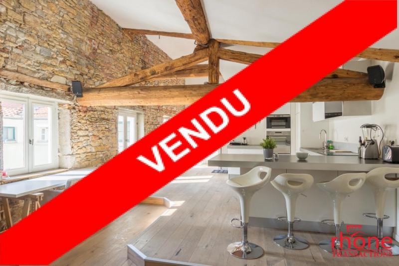 Vendita appartamento Lyon 1er 315000€ - Fotografia 1
