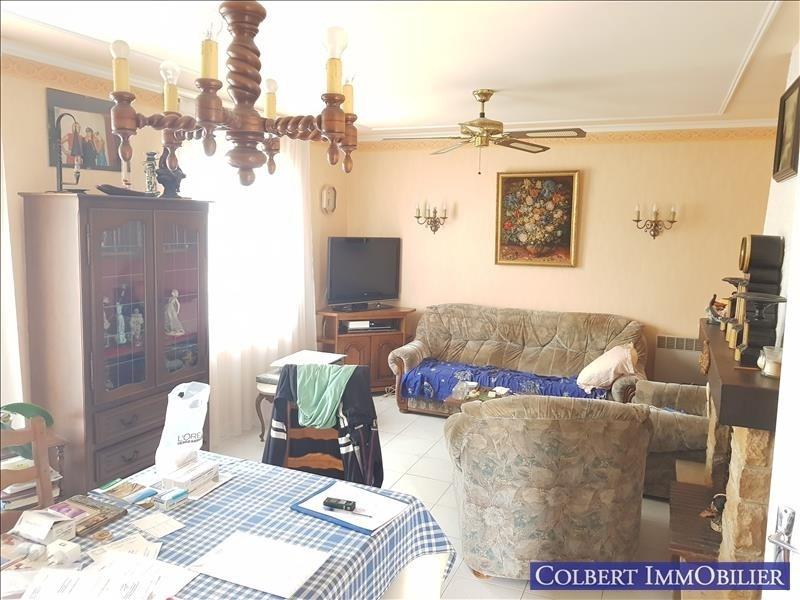 Vente maison / villa Champs sur yonne 148900€ - Photo 2
