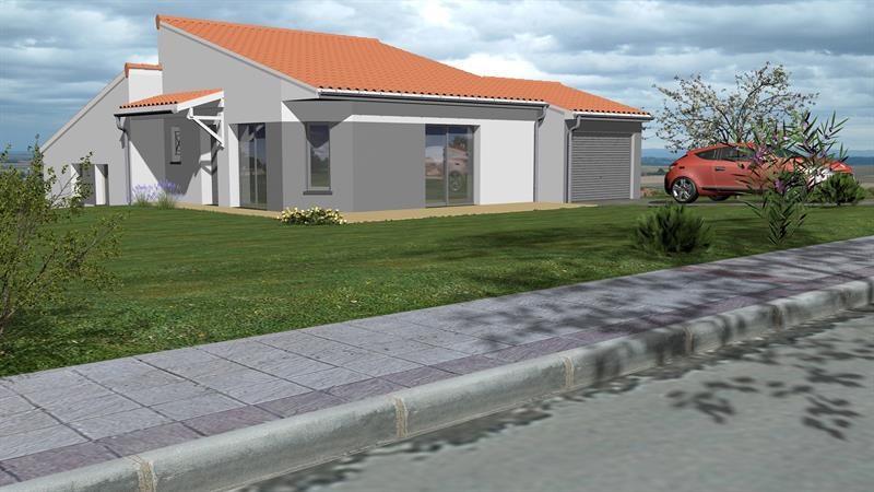 Maison  6 pièces + Terrain 1070 m² Orcines par TRADIMAISONS