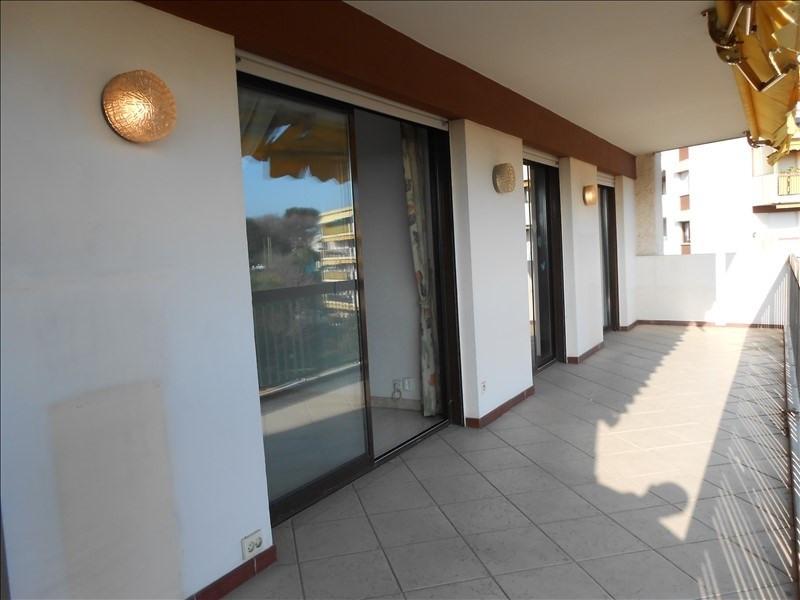 Vente appartement Antibes 365700€ - Photo 1