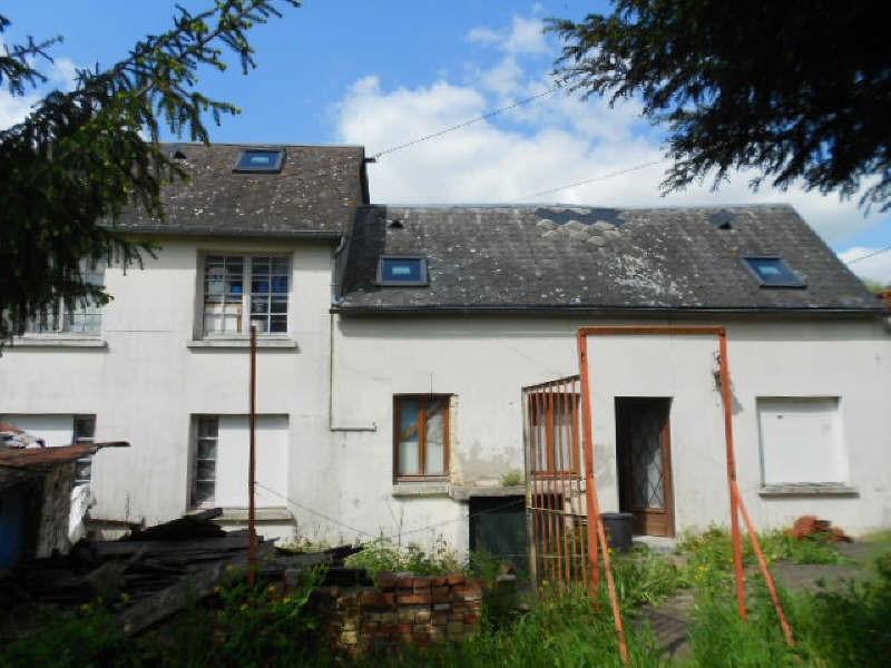 Vente maison / villa Catheux 75000€ - Photo 2