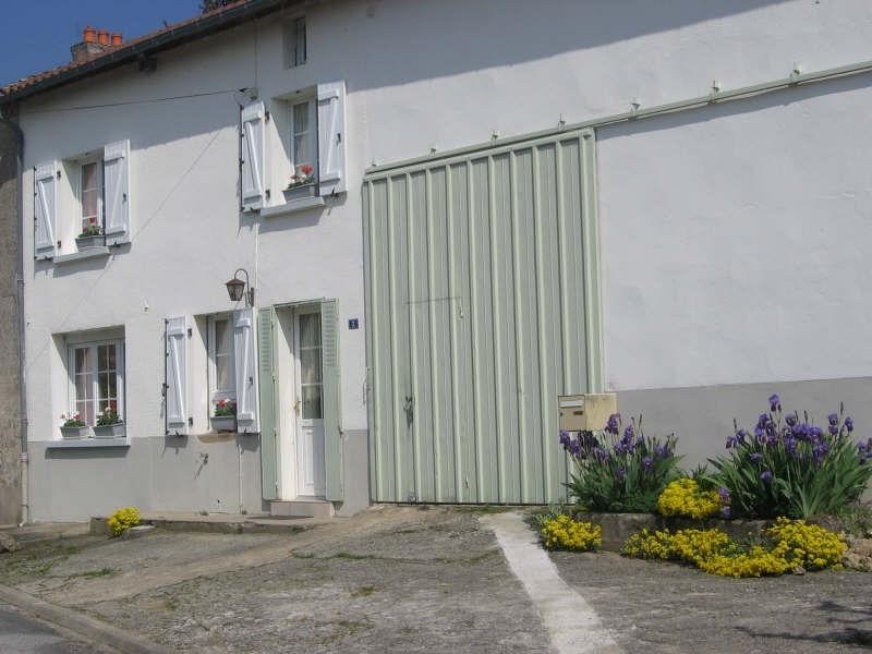 Vente maison / villa Dompierre les eglises 98000€ - Photo 1