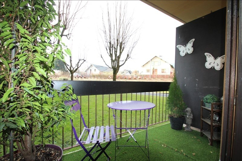 Sale apartment La motte servolex 179 900€ - Picture 1
