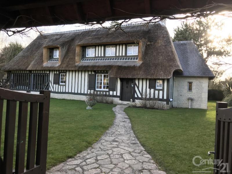Revenda residencial de prestígio casa Tourgeville 1360000€ - Fotografia 5