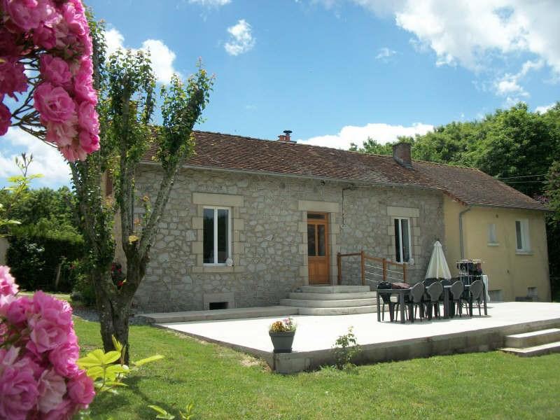 Sale house / villa Ladignac le long 90500€ - Picture 1