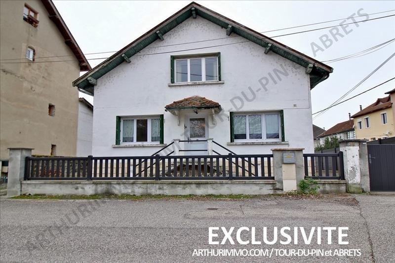 Sale house / villa Aoste 139000€ - Picture 1