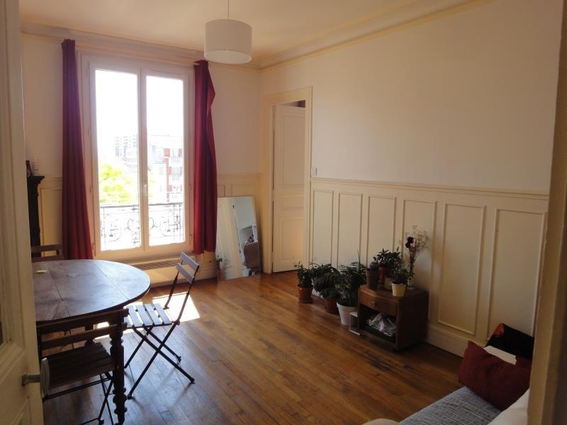 Vente appartement Paris 19ème 279500€ - Photo 1