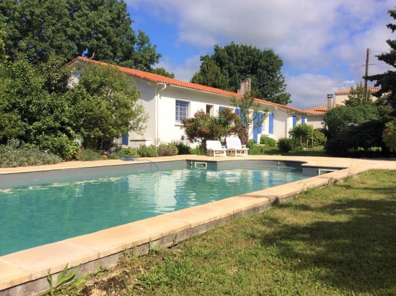 Produit d'investissement maison / villa Mornac sur seudre 339200€ - Photo 1