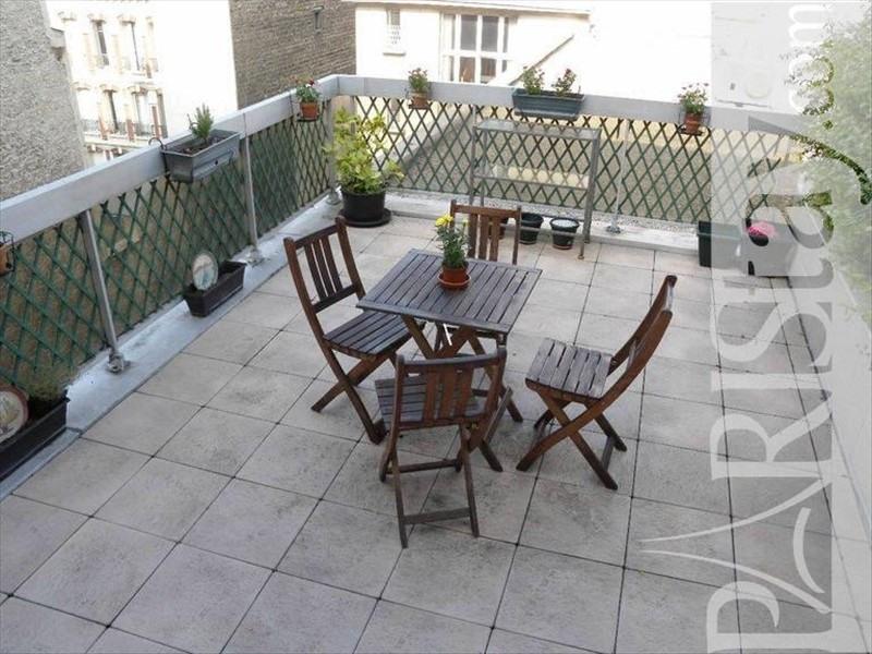 Vente de prestige appartement Paris 17ème 720000€ - Photo 1