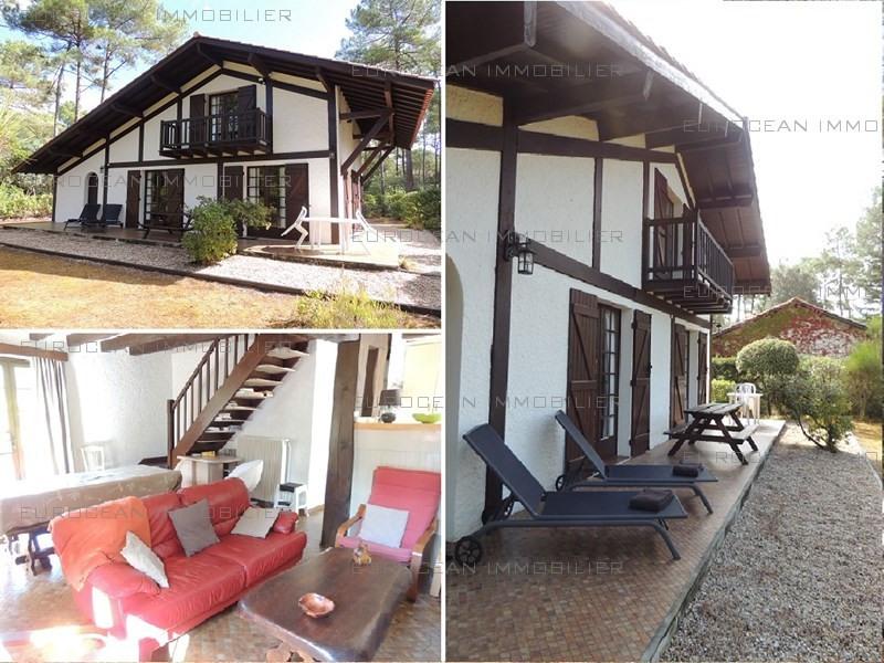 Alquiler vacaciones  casa Lacanau 672€ - Fotografía 1