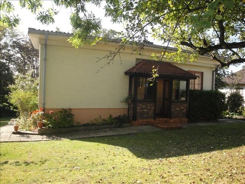 Vente maison / villa Audincourt 148000€ - Photo 2