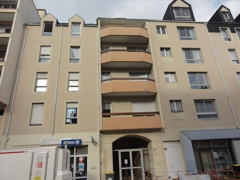 Vente appartement Cherbourg 99 740€ - Photo 1