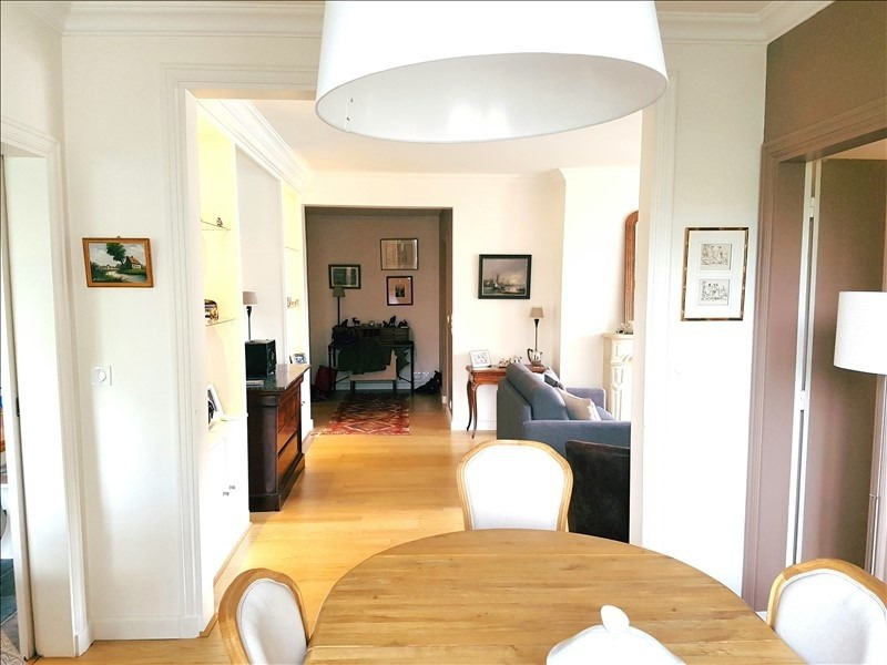 Vente appartement Noisy le roi 530 000€ - Photo 2
