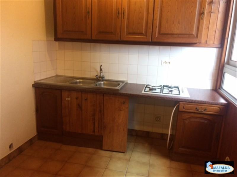 Location appartement Mont saxonnex 550€ CC - Photo 2
