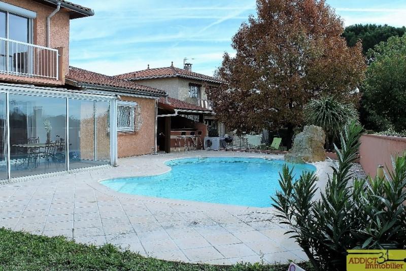 Vente maison / villa Secteur montrabé 499000€ - Photo 2