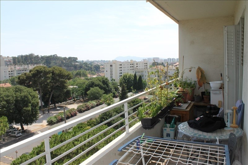 Sale apartment Toulon 120 000€ - Picture 2