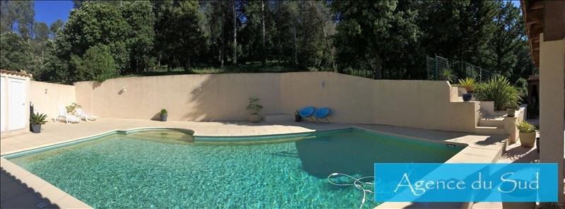 Vente de prestige maison / villa Carnoux en provence 590000€ - Photo 4