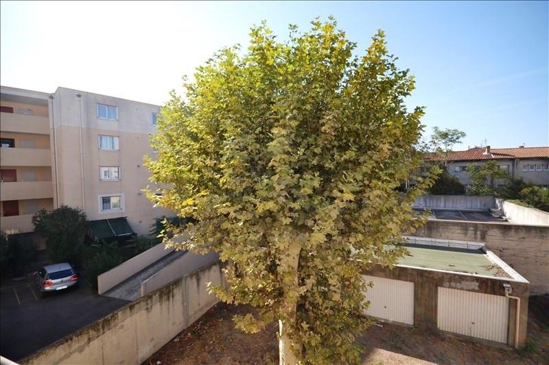 Verkoop  appartement Avignon extra muros 58000€ - Foto 2