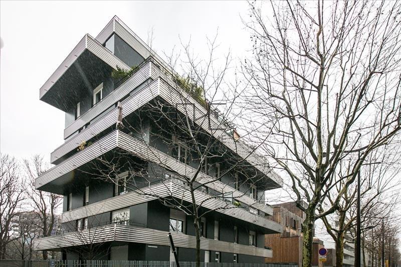 Vente appartement Paris 17ème 499000€ - Photo 8