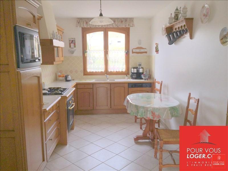 Vente maison / villa Hesdin l abbe 370000€ - Photo 3