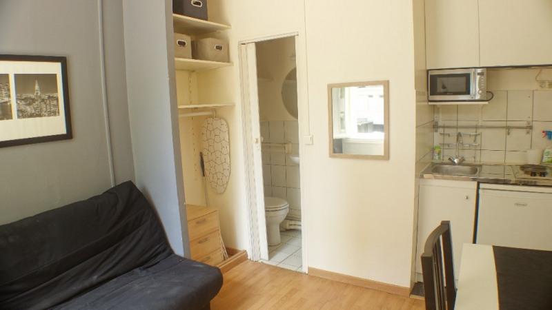 Vente appartement Paris 16ème 138000€ - Photo 2