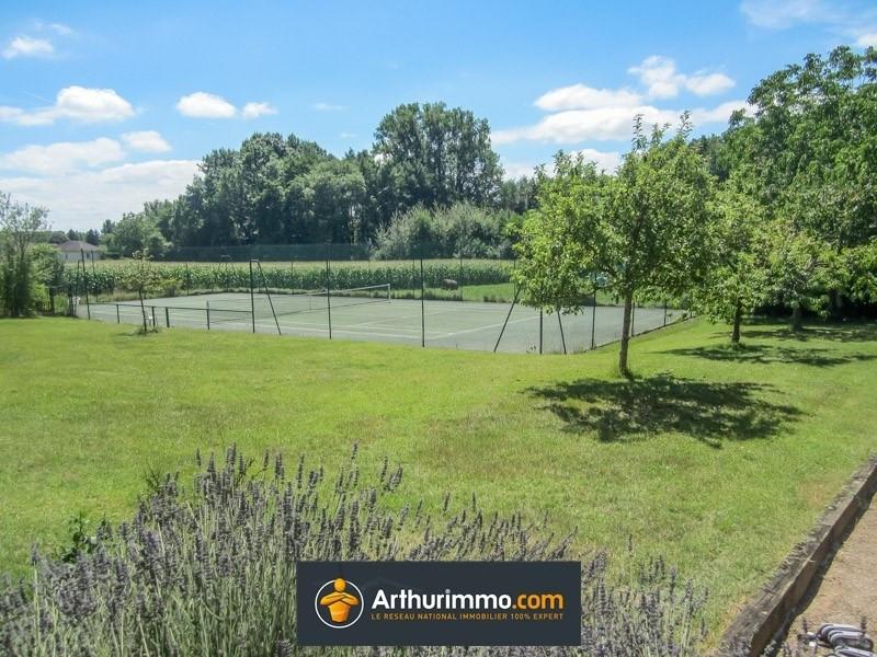 Deluxe sale house / villa Morestel 595000€ - Picture 2