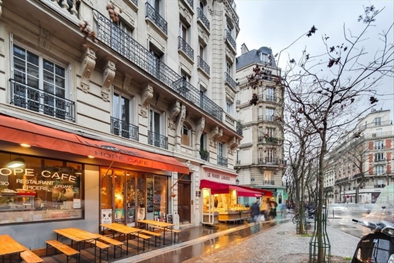 Deluxe sale apartment Paris 18ème 1180000€ - Picture 1