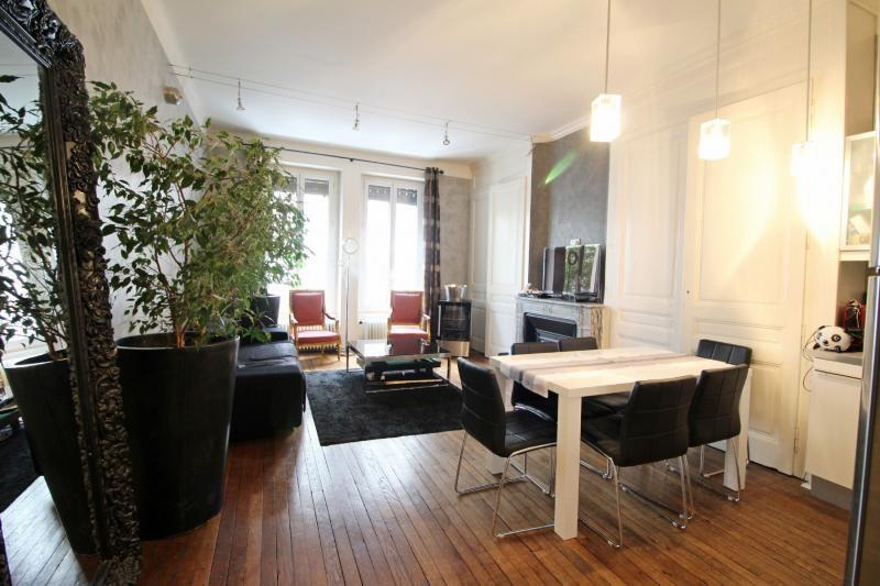 Vente appartement Lyon 6ème 463000€ - Photo 2