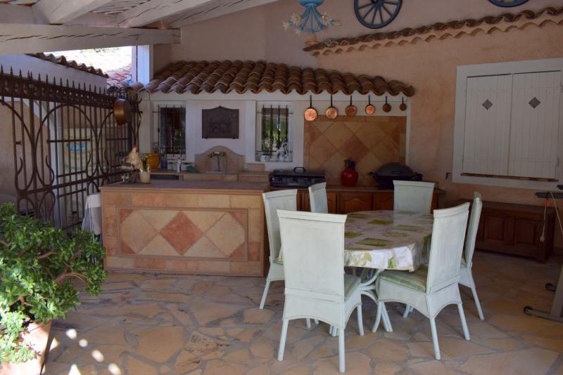 Venta de prestigio  casa Montauroux 586000€ - Fotografía 7